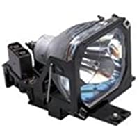 Projector Lamp ELPLP22 / V13H010L22 w/Housing For EPSON Projectors and 1-Year Replacement Warranty