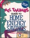 Home Energy Savings, Robert W. Wood, 0830641645