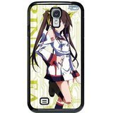 HD Exquisite image For Samsung Galaxy S4 9500 Cell Phone Case Black lingyin huang infinite stratos AMI4483578