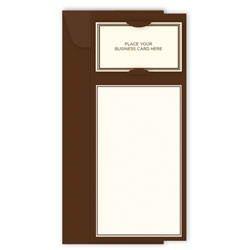 - Gartner Ivory Flat Panel Correspondence Cards with Envelopes Ivory (20 - 4 x 9.25 cards)