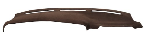 DashMat Covercraft VelourMat Dashboard Cover for Jeep Grand Cherokee - (Plush Velour, Cocoa),71907-01-26