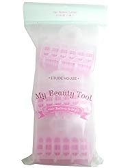 [Etude House] Hair Roller with Tongs 3p (Big Size)