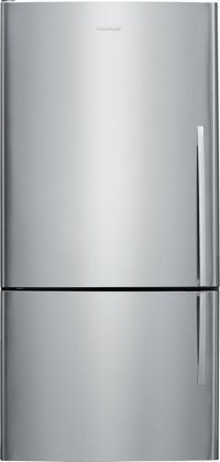 (FISHER & PAYKEL E522BLX5 ActiveSmart Refrigerator - 17.6 cu. ft. counter depth bottom freezer)