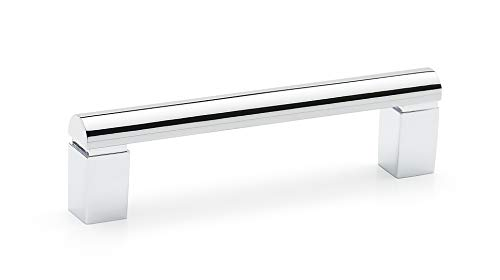 Alno A430-35-PC Vogue 3-1/2 Inch Center to Center Handle Cabinet Pull ()