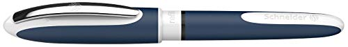 Schneider One Change 78371 Refillable Rollerball Pen Blue with 2 Cartridges Plus 1 Cartridge Free Black by Schneider (Image #1)