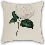 [Throw Pillow Covers Of Flower 18 X 18 Inches / 45 By 45 Cm,best Fit For Bar,dinning Room,kids Room,kids,bf,study Room Two] (Fox Hunter Halloween Costume)