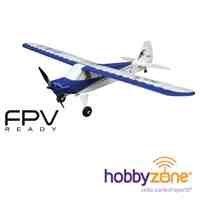 Hobby Zone Sport Cub S - Aviones RC (Azul, Color blanco)