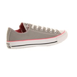 lona Grey All Zapatos Converse Pink Taylor de Star Chuck Canvas unisex YAqwRTnH