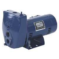 Pentair Sta-Rite SLC-L Single Phase Shallow Deep Well Jet Self Priming Pump, 1/2 HP, 115/230-Volt ()