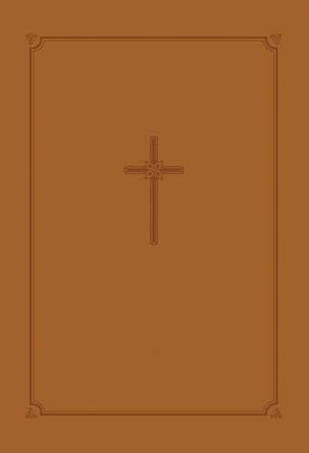 NLT Compact Bible - Tan simulated (Compact Simulated Leather)