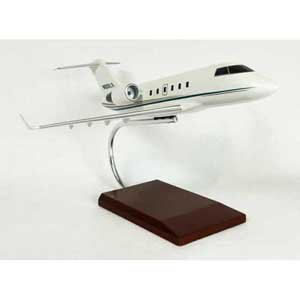 Toys and Models KC601TR Challenger 601 1/48 Scale Model Aircraft