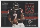 Michael Vick #109/150 (Football Card) 2003 Fleer Hot Prospects Hot Materials #HM-MV