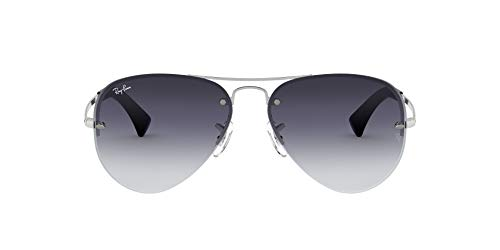 Ray-Ban Men's Metal Man Sunglass Non-Polarized Iridium Aviator