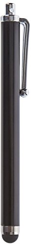 High-sensitive Aluminum Capacitive Stylus for Apple iPad 3, new iPad (3rd Generation), iPad 2, iPhone 4, iPhone 4S, iPod Touch, Amazon Kindle Fire, Blackberry Torch, HTC Amaze 4G, Desire HD, EVO 4G, Flyer, Motorola Droid RAZR, Photon 4G, All Touch Screen Tablets (Color May Vary)