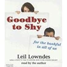 Goodbye to Shy (Audio CD)