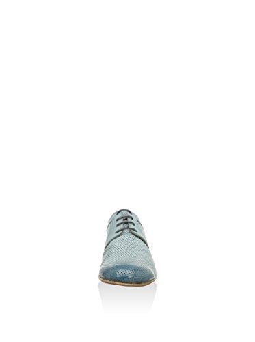 37 Mujer Melvin Zapatos Beb Derby de Sally Hamilton para Cordones Azul amp; FFxzqnw1f