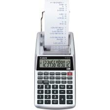 Canon P1DHV 12-Digit Portable Printer,Display Calculator by Canon