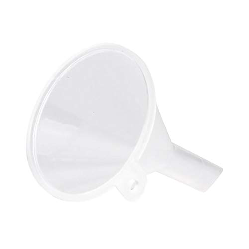 - Kiorc 10Pcs Small Plastic for Perfume Diffuser Bottle Mini Liquid Oil Funnels