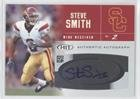 Steve Smith (Football Card) 2007 SAGE Hit - Autographs #A42