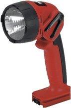 Milwaukee 49-24-0165 18-Volt Pivoting Head Work Light with Clip-Lok Belt Hook, No - Electricians Belt Tool Milwaukee