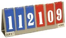 Tandem Sport 3 Digit Score Flipper - Scores 1-999