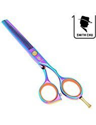 Smith Chu 5.5 Inch Professional JP440C Barber Hair Shears Thinning Scissors Salon Hairdressing Razor by Smith Chu