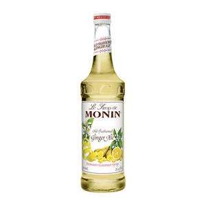 Monin Old Fashioned Ginger Ale Syrup by Monin