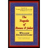 Tragedie of Romeo & Juliet (98) by Shakespeare, William [Paperback (2000)]