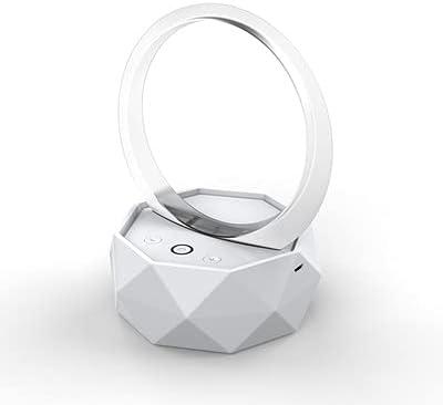 White Night Light Bluetooth Speaker Colorful Smart Home Wireless Bluetooth Speaker