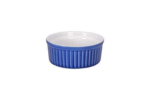 BIA Cordon Bleu 1.5-Quart Porcelain Oval Baker Dish, - Round 1.5 Quart Baker