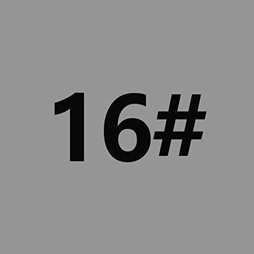 CUSHY FIH KING 100PC/Lot 11#-20# Highteel Fihing Kirby ea For Fihing Tackle: ()