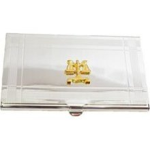 Bey-Berk D156L Legal Business Card Case