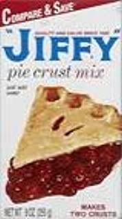 product image for Jiffy Pie Crust Mix, 9 OZ (Pack of 12)
