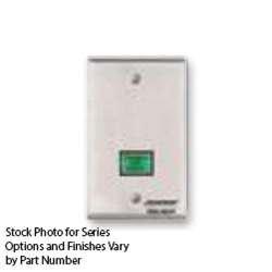 Securitron Push Button (Securitron Alternate Rectangle Push Button, DPST)