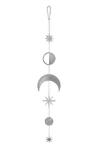 Ariana Ost Lunar North Star Chime Promoting Health, Wall and New Year Decor