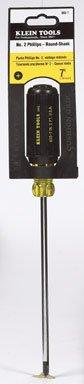 Klein Tools 603-7 7 X 11-5/16 Inch Cushion-Grip #2 Phillips