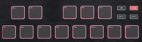 Samson Graphite MD13 Mini USB MIDI Controller