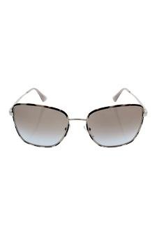 b78ff05613540 Amazon.com   Prada Spr 52s Uao-4s2 - Opal Havana Silver light Grey Shaded  Sunglasses For Women   Beauty