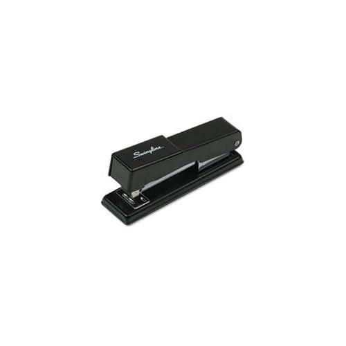 * Compact Desk Stapler, 20-Sheet Capacity, Black supplier