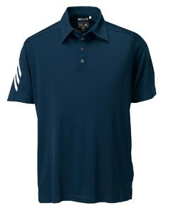 Adidas Golf A64 ClimaCool Mesh All Tour Polo - Navy - XX-Large