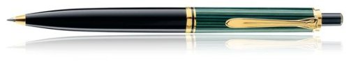 Pelikan Luxury Souveran D400 Mechanical Pencil - Black/Green