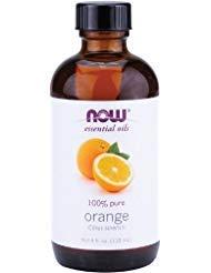 Now Foods Orange Oil Sweet, 16 FL oz