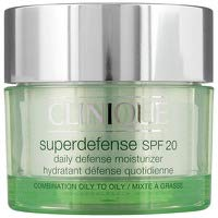 Clinique Superdefense Daily Defense Moisturizer | Broad Spectrum SPF 20 UVA/UVB Sun Protection | Anti-Aging, Oil-Free, Absorbs Into Skin Quickly | Free of Parabens, Phthalates, and Sulfates | 1.7 oz