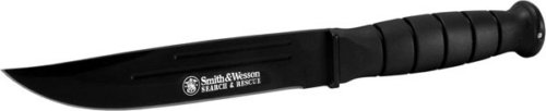 Smith & Wesson 10.5' Fixed Blade Search and Rescue Knife with Sheath