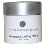 Credentials Therapeutic Buffing Creme 4 oz. (Buffing Cleanser Body)