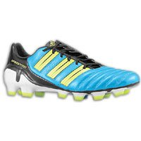 86da20e17fb1 Amazon.com  adidas adiPower Predator TRX FG - Predator Sharp Blue ...