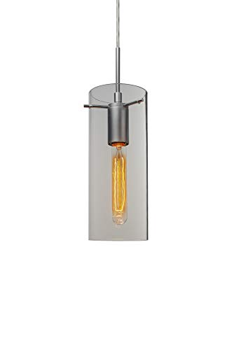 Bruck Lighting 110865MC/IN/MP Luca Single Light 4-3/4