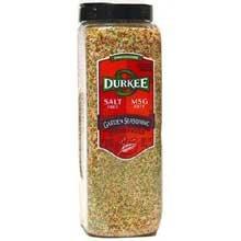 Durkee Garden Seasoning - 19 oz. container, 6 per ()