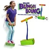 Jumparoo Deluxe Bungee Boing Foam Bouncing Toy - The Squeakiest, Easiest Pogo Ever! For Kids 3 Years & Up
