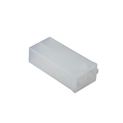 CONN HSG PLUG 2POS 7.50MM NAT, (Pack of 100)